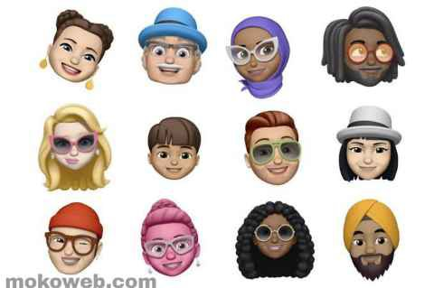 Turn photo into emoji