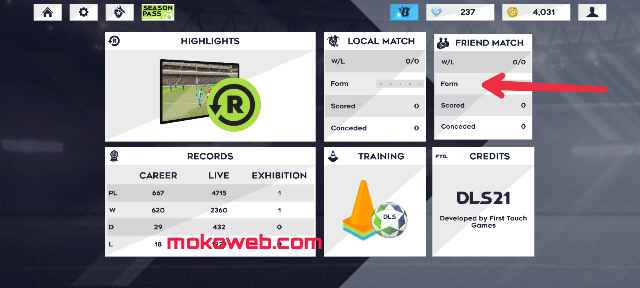 Dream league soccer multiplayer settings