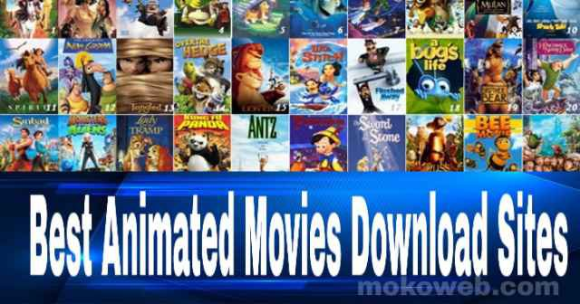 Animated movies download sites
