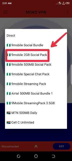 9mobile social pack cheat