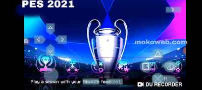 Pes champions league cup