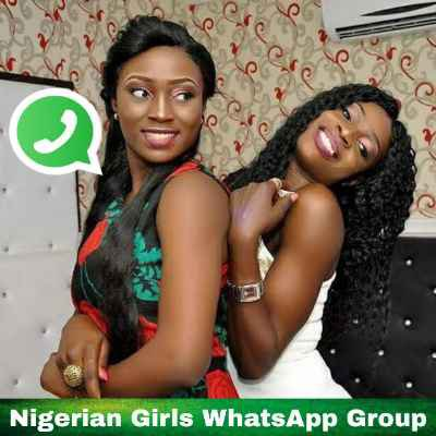 WhatsApp group links for Nigeria girls