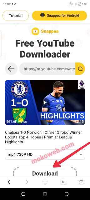 Snappea web downloader