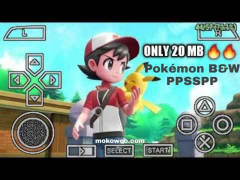 Pokémon ppsspp iso
