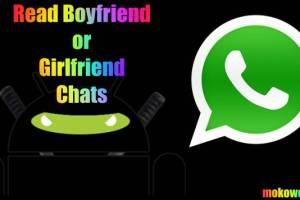spy on girlfriends whatsapp chat