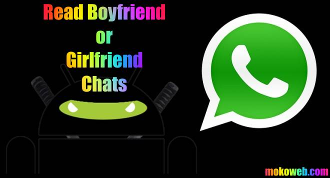 Read girlfriends whatsapp chat
