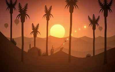 Altos Odyssey desert