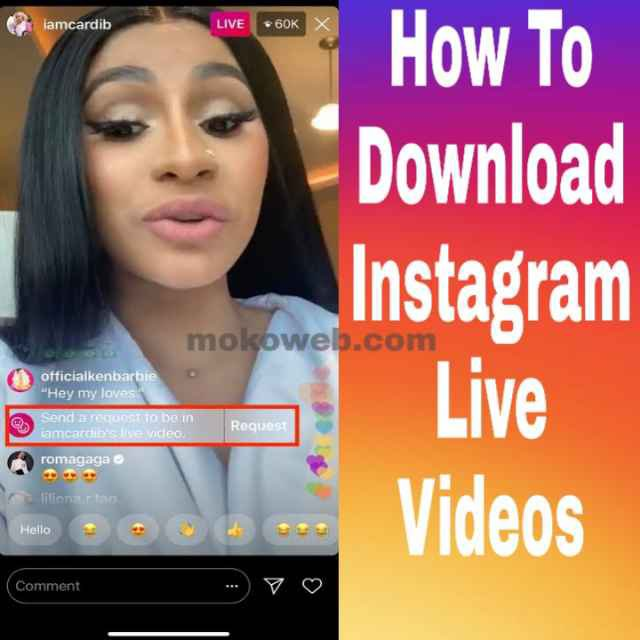 How to download Instagram live videos