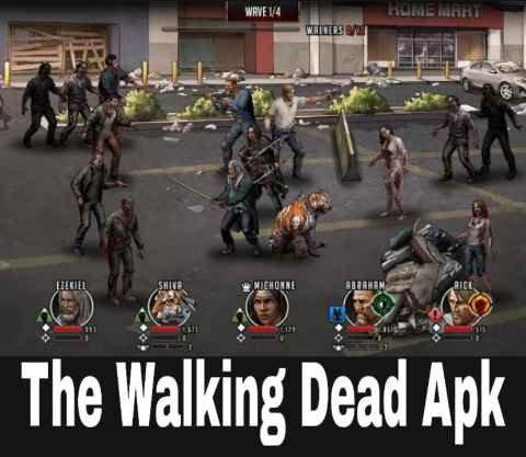 The walking dead apk