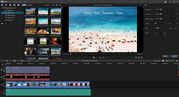 iMyFone video editing software