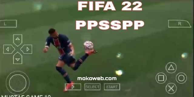 FIFA 2022 PPSSPP