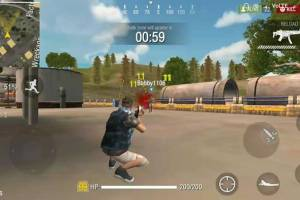 free fire multiplayer game with chat