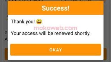 Access renewed