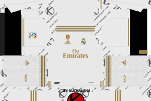 Real Madrid official kit