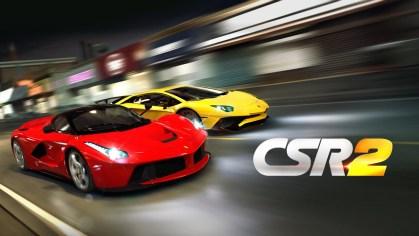 best racing game csr