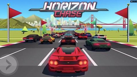 horizon chase best car racing game