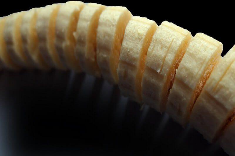 banan w diecie psow