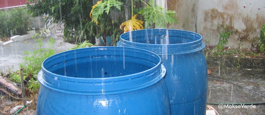 Ventajas del uso del agua lluvia