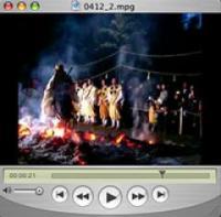 大火渡り動画2