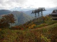 谷川岳天神平紅葉