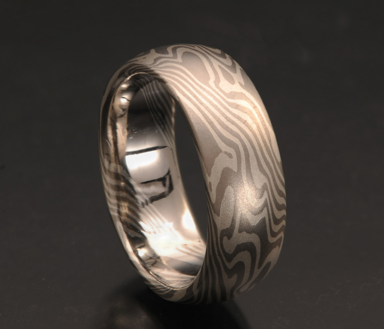 affordable palladium wedding ring