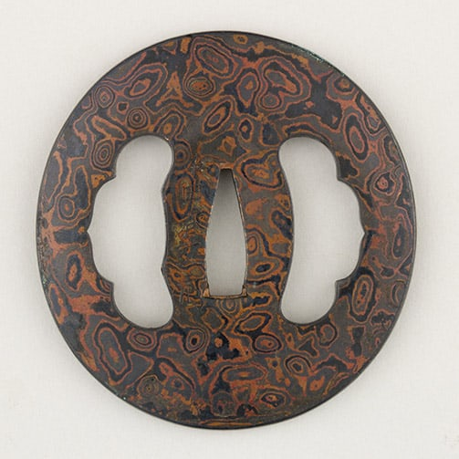 Tsuba 14.142_001 Metropolitan Museum of Art