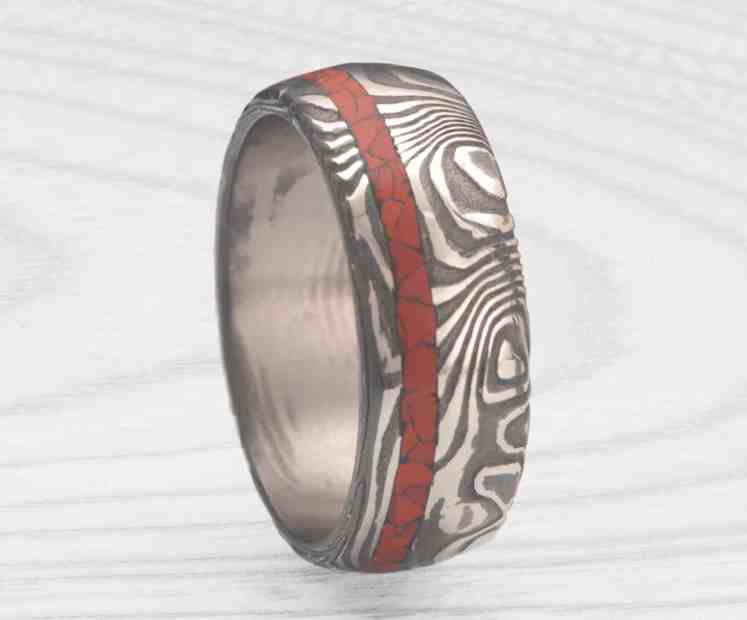 jasper wedding ring