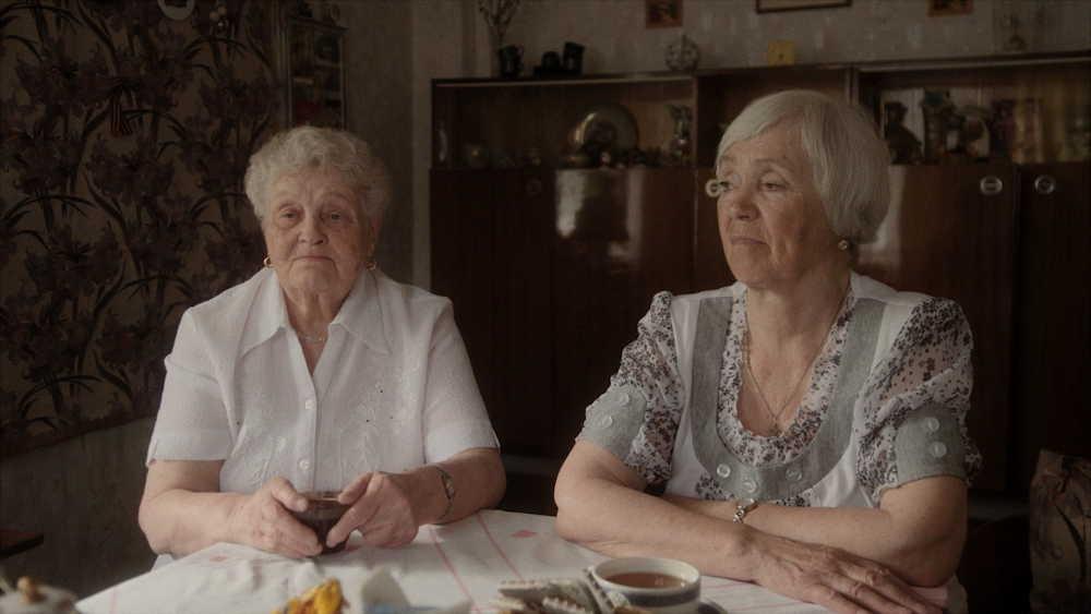 De rode ziel - zussen Mila en Tamara