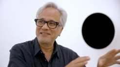 Anish Kapoor en het zwarte gat