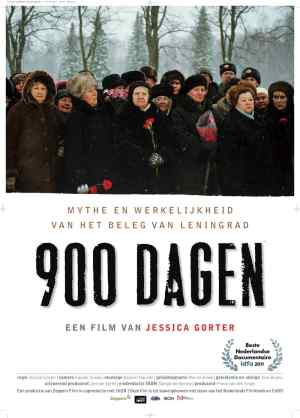 900 dagen - het beleg van Leningrad