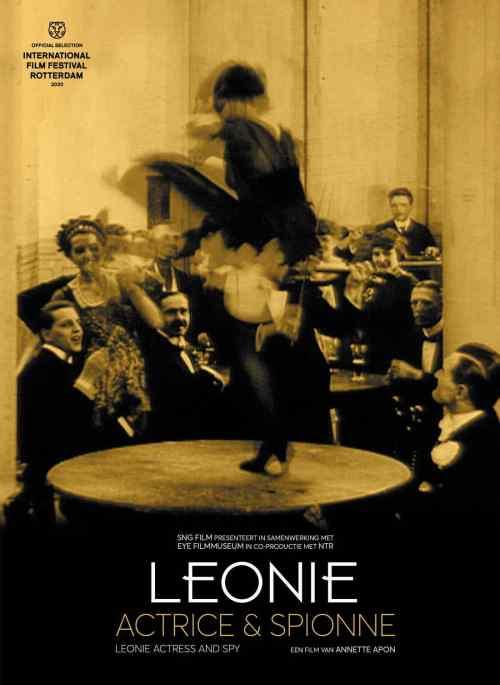 dvd Leonie actrice & spionne
