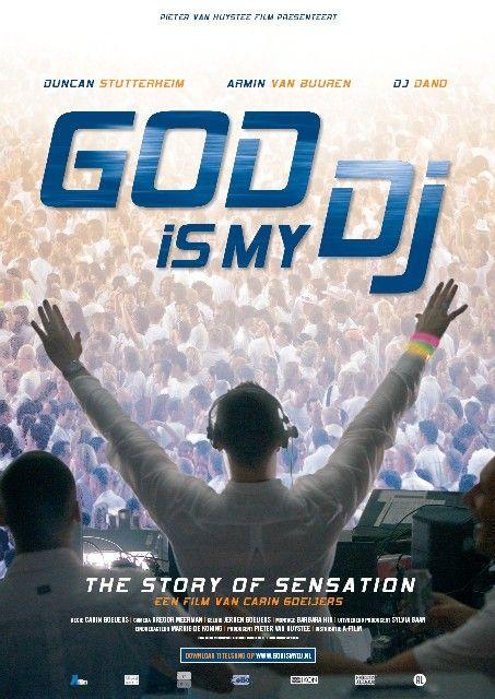 dvd God Is My DJ