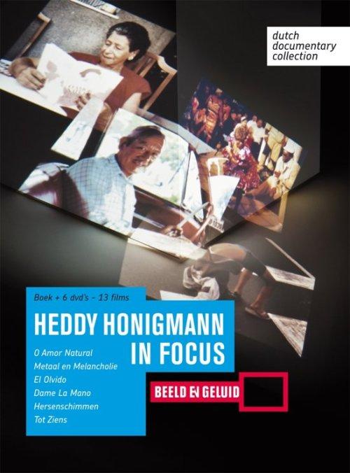 dvd Heddy Honigmann, documentairemaker in focus