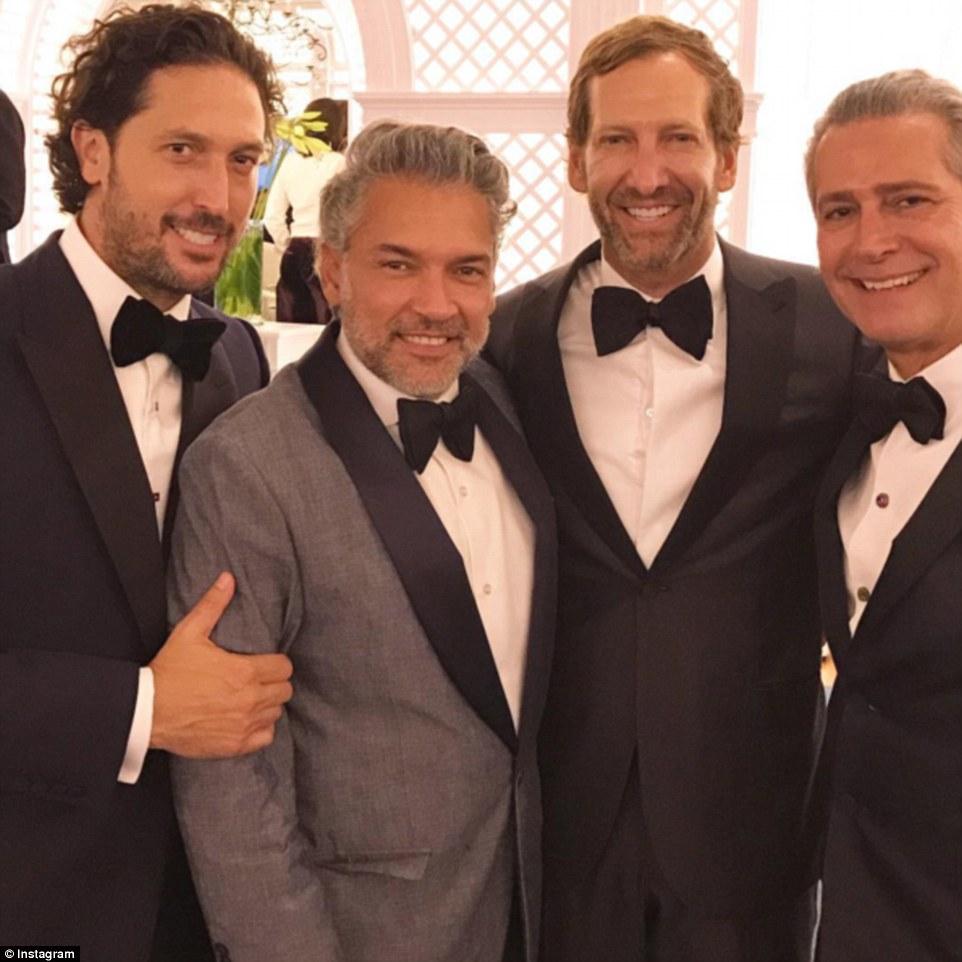 E ainda mais Bros: Carlos Mota e Souza e Jason Beckman colocam no casamento