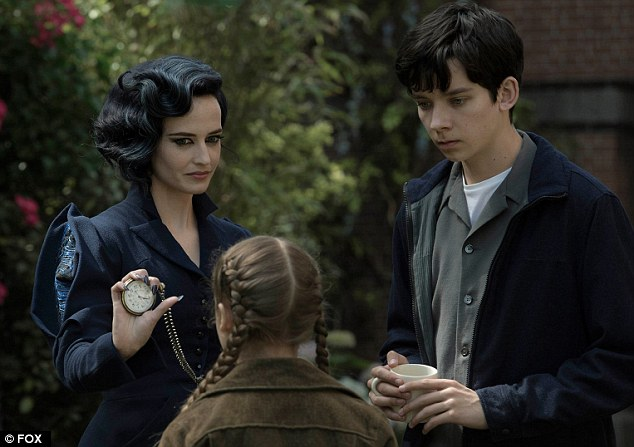 Highly-anticipated: Miss Peregrine's Home For Peculiar Children is set for release in the US and UK this Friday