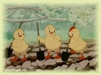 Цып-цып мои цыплятки - популярные песни