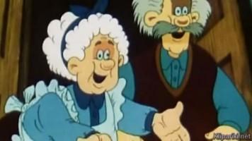 Детский клип - Я у бабушки живу