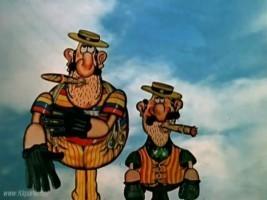 Детский клип - Песня бандитов