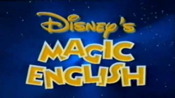Disney Magic English - Friends