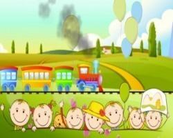 На вокзалі - Дитячій кліп