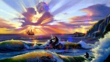 Текст песни - Нарисую новый мир