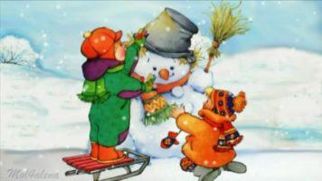 Караоке песни - Снеговик