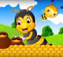 Мультик - Пчелка ЖУ-ЖУ-ЖУ
