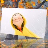 Дождик капает – песни про осень