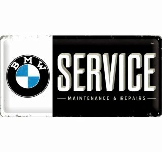 Cartello 25 X 50 Mercedes – Service