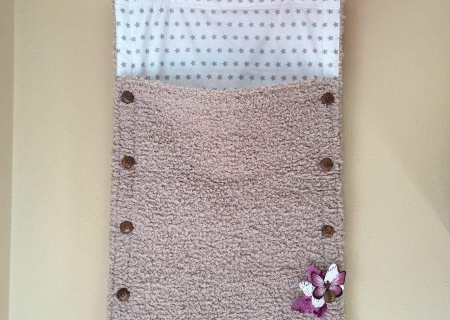 Pattern Baby sleeping bag pattern -DIY