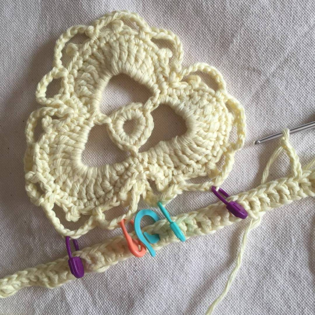 first pb crochet top kenpo 2