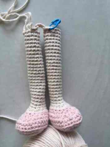 Amigurumi crochet Haciendo las primeras 4cad