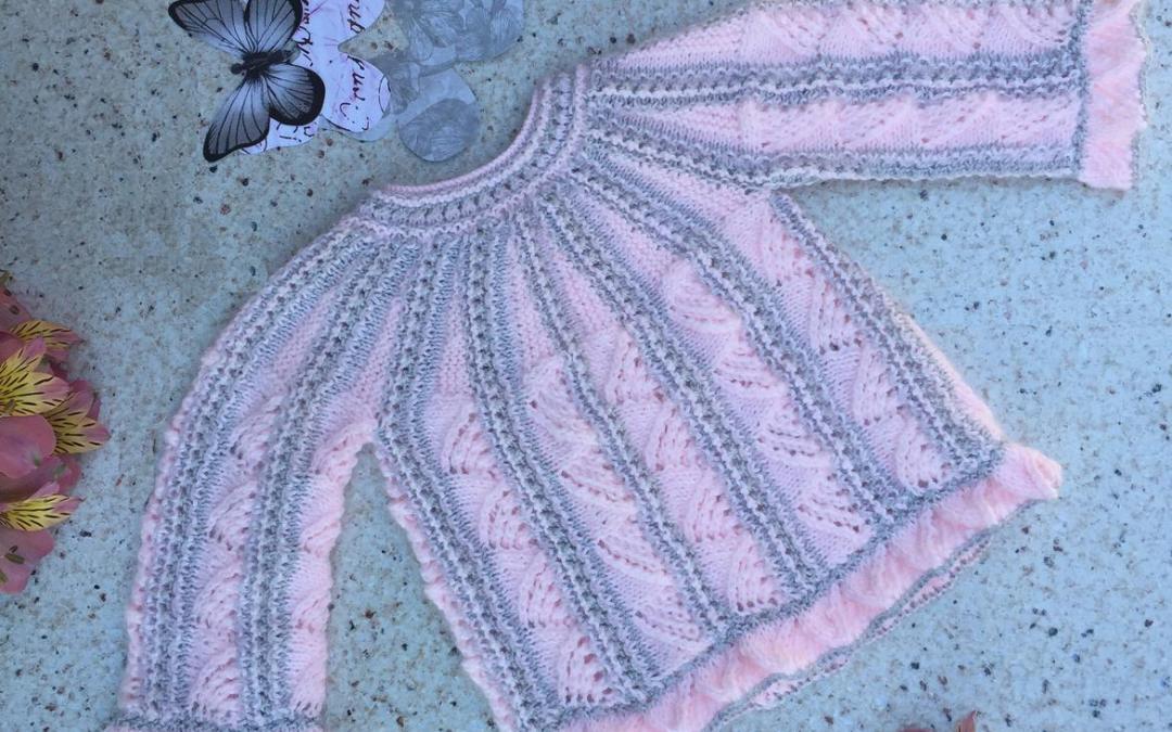 Cardigan -doublet pattern DIY