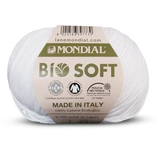 algodón Biosoft de Mondial